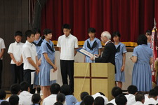 創立記念式典・後期始業の辞・表彰 047.JPG